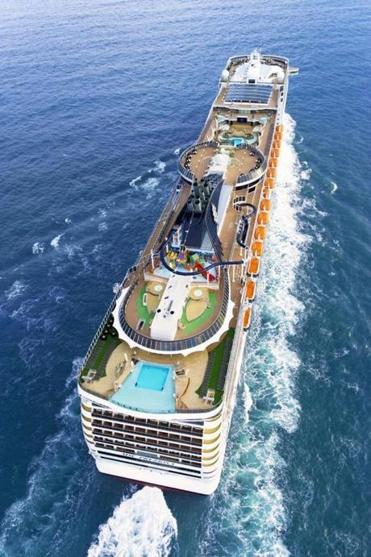 Big Ship Vs. Small Ship: How To Choose The Cruise For You